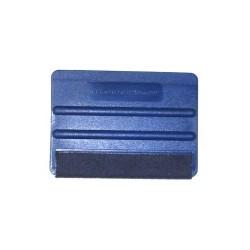 Stěrka Avery modrá plast 100x70mm