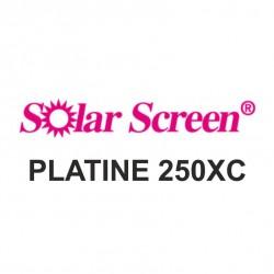 Platine 250 XC, barva stříbrná, š. 122 cm