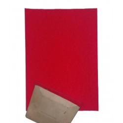 Červený Filc A5