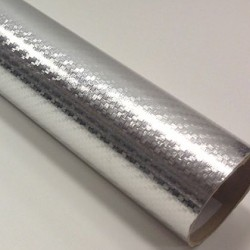 Carbon fiber II silver, PRIME