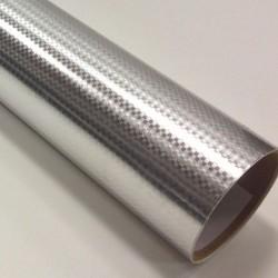 Carbon fiber I silver