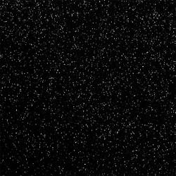 třpytivá černá